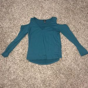 Beautiful blue shirt